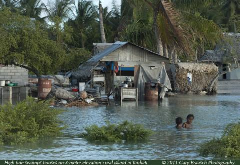 "Photo by <a href=""http://www.worldviewofglobalwarming.org/pages/kiribati_2011.html"">Gary Braasch</a>. Used with permission."